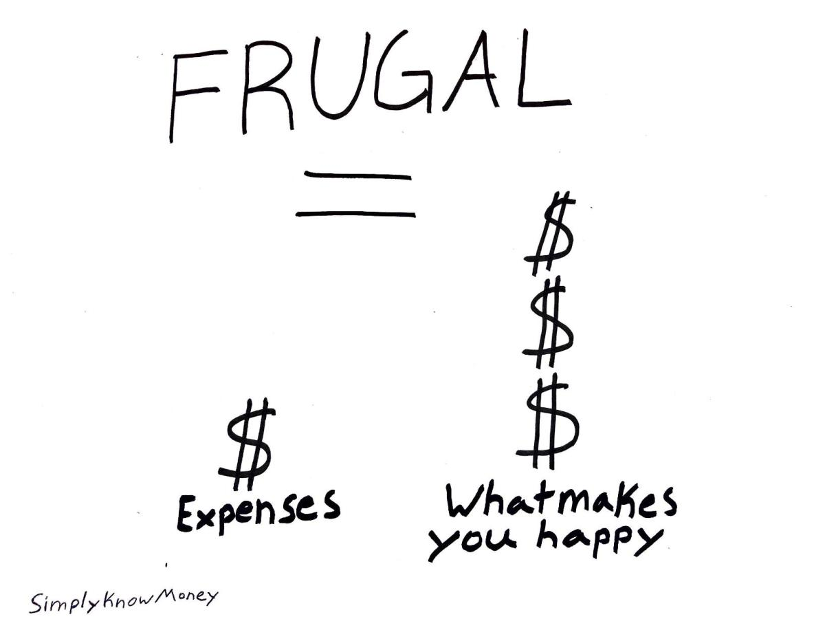 Frugal-living-tip-Frugal=spend-more-on-what-makes-you-happy